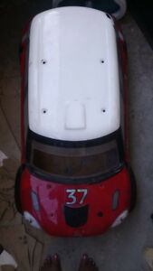 Used Losi 1/5 wrc mini body
