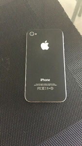iPhone 4-black-excellent condition
