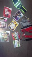 RED 25th anniversary Nintendo Wii
