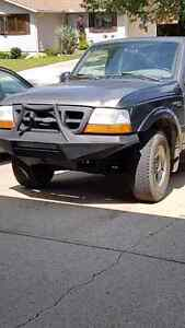 Ford ranger, Custom bumpers and more Strathcona County Edmonton Area image 1