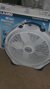 Lasko 3300C 20 in 3 Speed Air Circulator Fan
