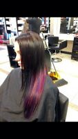 Experienced stylist available to take clients