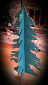 Christmas Tree - Green (One of a Kind) Wooden/Foldable