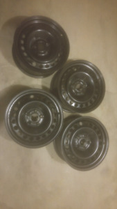 "Gently used 17"" Ford Rims"