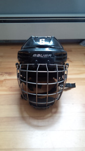 Bauer Re-Akt 100 Helmet with Cage