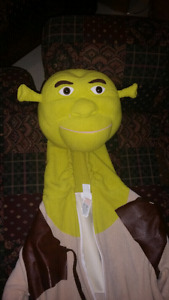 Shrek costume. In great condition. (Asking $40, or best offer.)