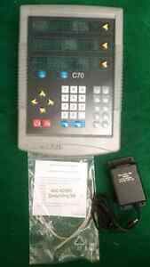 NEWALL C70 3-AXIS DRO DISPLAY (Head unit only) Kitchener / Waterloo Kitchener Area image 1