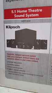 Complete 5.1 Home Theatre System