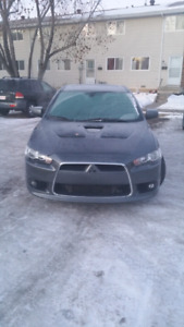 2011 Mitsubishi Lancer Ralliart AWD for sale