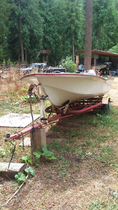 1952 Reinell boat