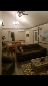 Cottage for rent weekly/monthly
