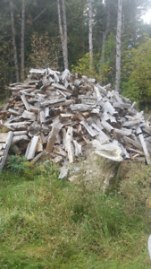 Firewood-Pickup Only