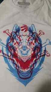 Opening Night Raptors T-Shirts Oakville / Halton Region Toronto (GTA) image 1