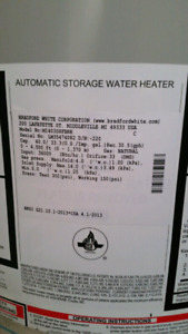 Water heater.great condition!