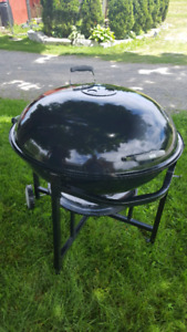 "Weber ranch kettle 37"" charcoal bbq"
