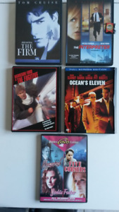 5 DVDs for $10