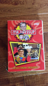 Mr. Dressup DVD Collection