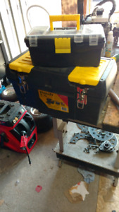 Matching tool boxes make an offer