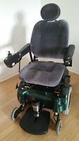 Chaise roulante motorisée