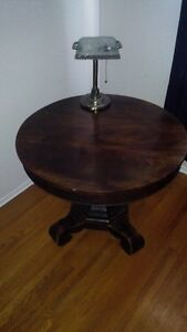Solid Wood Antique Style Table London Ontario image 2