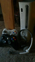 XBOX 360 15 games included