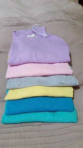 Sweaters! Great price, barely worn or never worn - medium