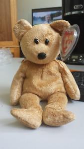 Retired Beanie Baby - Cashew