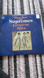 Diana ross the supremes greatest hits vinyl