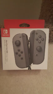 Nintendo Switch Joy-Con (R/L) - Grey