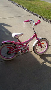 "Girls 12"" Bike for Sale- Excellent condition"