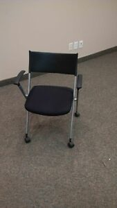 10 Great Office Chairs - Pick Up ASAP (Flexible Price) Kitchener / Waterloo Kitchener Area image 2