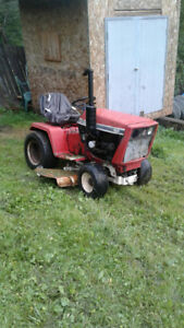International cub cadet 782d