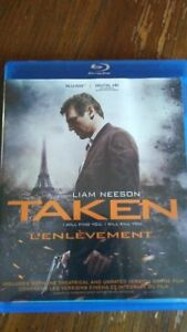 Movie - Taken Blu-Ray