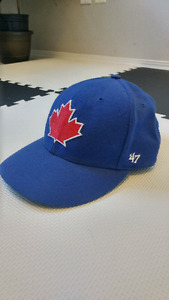 Toronto Blue Jays 47Brand Hat (Adjustable)