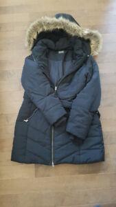 Manteau d'hiver de maternité