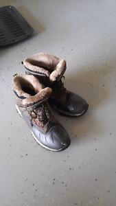 Sportek boots very good condition