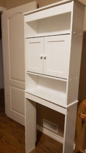 Cabinet over the toilet
