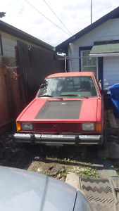 For sale 1981 Volkswagen  caddy