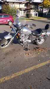 2007 Honda Shadow Spirit 1100cc Motorcycle