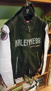 Women's Arlen Ness Leather Jacket