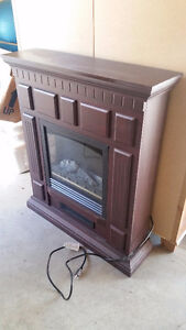 Electric Fireplace - Classic Styling - Warm up Your Winter!