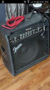 Fender bass amp 200 watt