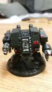 warhammer 40k has dreadnoughts to trade  wants  space marines