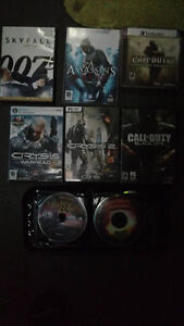 PC Games and Movies