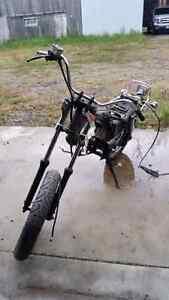 1982 cm450a part bike