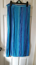 Ladies wrap skirt ideal for holidays