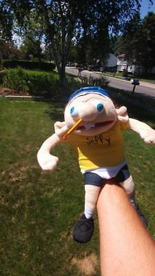 "jeffy Puppet 15"" Custom  plush  High Quality What Doin youtube"