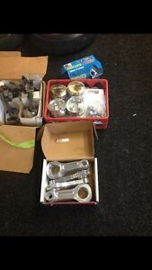 Miscellaneous car and engine parts