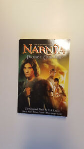 The Chronicles of Narnia - Prince Caspian Paperback - Like New