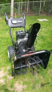 Craftsman Snowblower **New Motor**